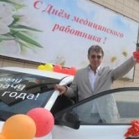 Лучший омский врач получил в подарок Hyundai Solaris