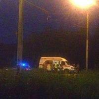 В Омской области опрокинулся автомобиль с пассажирами-подростками