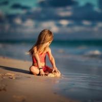 В Омской области 9-летнюю девочку унесло течением