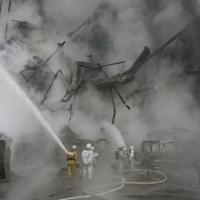 После взрыва омский завод СК сочли опасным для природы и людей
