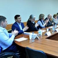 Завершилось формирование нового состава Общественной палаты Омской области