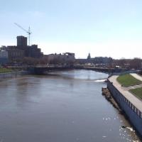 В Омске рассчитали дату открытия Юбилейного моста