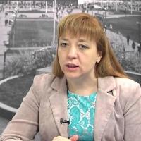 Экс-директор депобразования Омска пошла в «Юнармию»