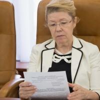 Бурков записал Мизулину в сенаторы от Омской области