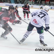 "Омский ""Авангард"" победил ""Медвешчак"" в серии буллитов"