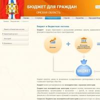 Омская область заняла 5 место в рейтинге по доступности информации о бюджете для неспециалистов