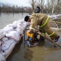 Муниципальные районы Омской области и МЧС доложили о готовности к половодью