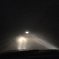 Омских автомобилистов предупредили о тумане на дорогах