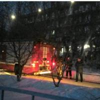 Из здания омского профилактория эвакуировали 139 человек