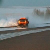 МЧС Омской области предупредило об ограничении движения на трассе М-51