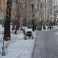 Сквер героев-авиаторов в Омске обновят свежими деревьями и самолетом