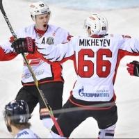 Хоккеисты омского «Авангарда» отличились в матче против Германии