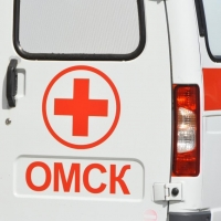 В Омске столкнулись автобус и троллейбус