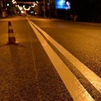 Пластиковая разметка появится не только на центральных улицах Омска