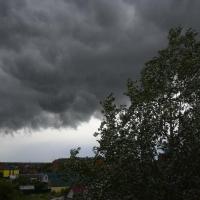 Омские синоптики дали новое штормовое предупреждение