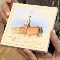Депутаты разрешили предпринимательнице печатать герб Омска на шоколаде