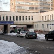 Во время визита Олега Смолина загорелся колледж ОмГПУ