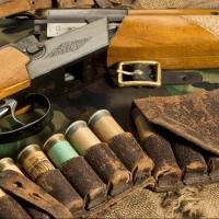 Росгвардейцы забрали у омских охотников около 60 единиц оружия