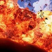 В Омске произошел взрыв