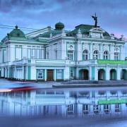 Омский драмтеатр приглашает на курсы актёрского мастерства
