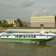 После крушения теплохода на Иртыше пропали без вести 6 человек