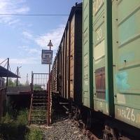В Омске при разгрузке вагонов погиб рабочий
