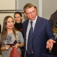 Буркова поместили на 71-е место в рейтинге губернаторов