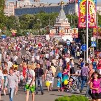 Омская мэрия опубликовала карту празднования Дня города