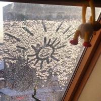 Омск ожидают снежные выходные