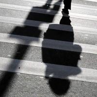 78-летний омич на иномарке сбил двух женщин на «зебре»