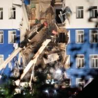 Из больниц Москвы выписали девять десантников, пострадавших при обрушении омской казармы