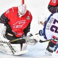 Омский «Авангард» проиграл последнюю игру в 2017 году