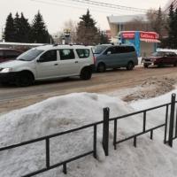 Общественники Омска проверили, как убирают снег на дорогах