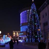 Фролов обязал бизнесменов украсить здания в Омске по-новогоднему до 15 декабря