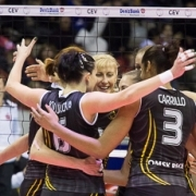 """""""Омичка"""" впервые в своей истории одержала победу в Лиге чемпионов"""