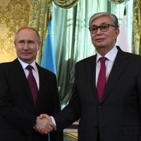 Президенты России и Казахстана проведут в Омске отдельную встречу