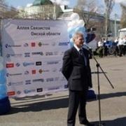 В Омске открылась Аллея связистов