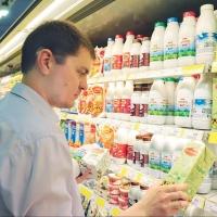 Втрое больше поддельной молочки выявляется в омской торговле