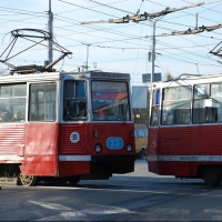 На проспекте Маркса в Омске на 4 дня изменится движение