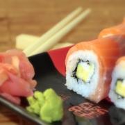 В омском селе появилась японская еда