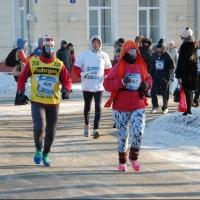 Участники Рождественского полумарафона пробегут по исторической части Омска