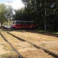 На два дня в Омске трамваи изменят маршрут
