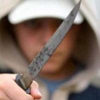 В Омске разыскивается мужчина с ножом