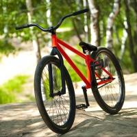 В Омске произошла двойная кража велосипедов из одного гаража