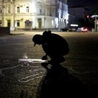 В Омске появились пешеходные переходы из бегущих человечков