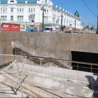Подземный переход на Любинском проспекте будет открыт 9 июня