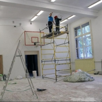 В Омской области по поручению Буркова разработали «пятилетку» по ремонту школ