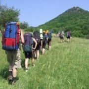 Туристы пересекутся маршрутами