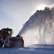 Омск прощается со снегом