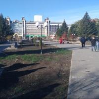 Омская мэрия ищет проектировщика теплого туалета на бульваре Мартынова